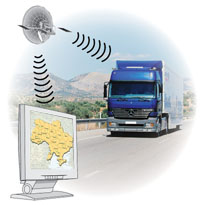 Monitoring of vehicles and cargo